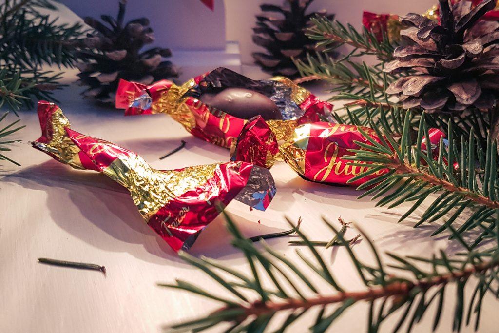 Jouluna suklaan suurkulutus voi olla mahdollista.