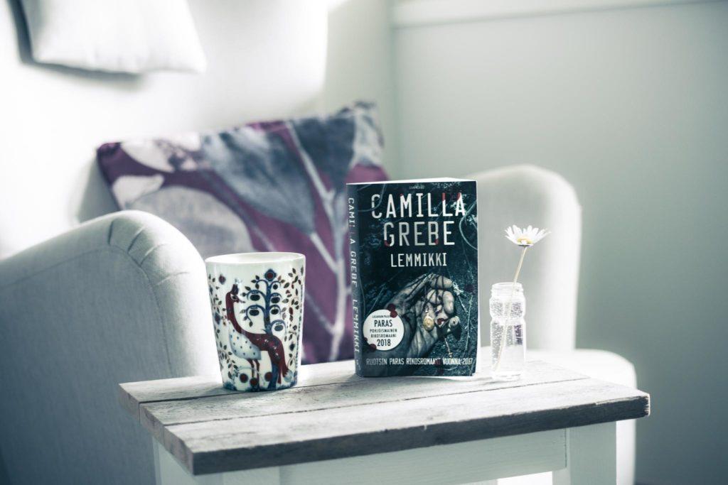 Dekkari, Camilla Grebe Lemmikki.