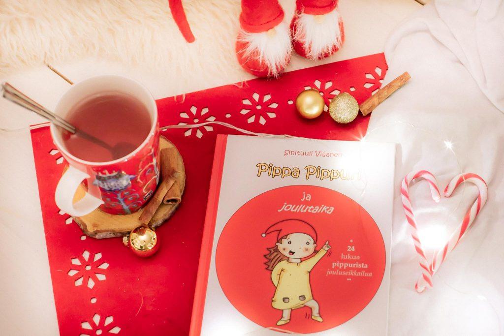 Pippa Pippuri ja Joulutaika.