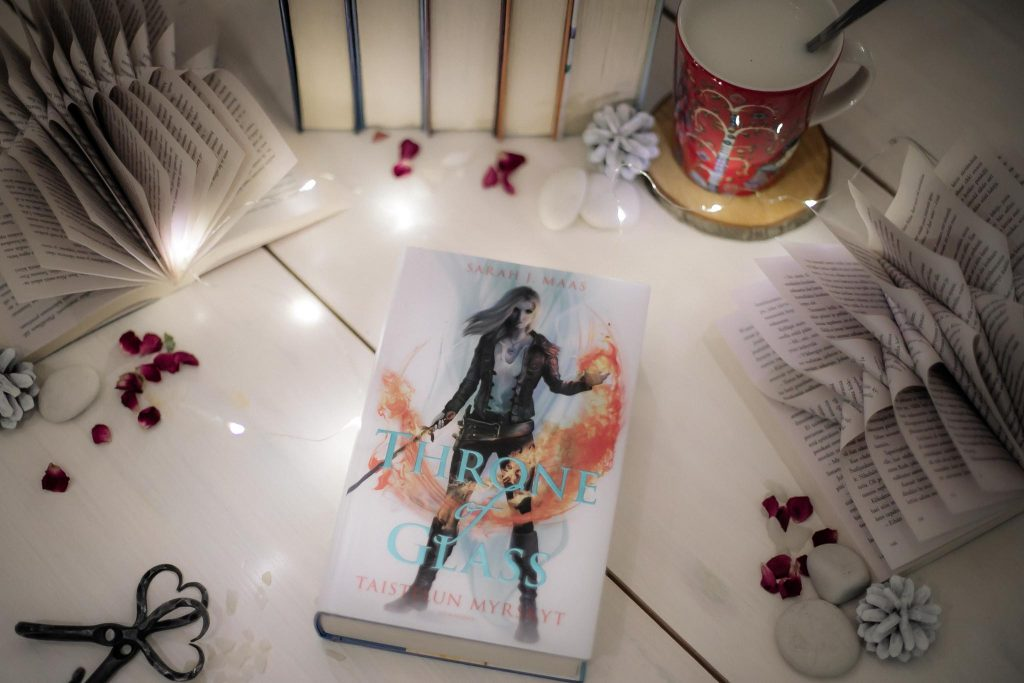 Throne of Glass Sarah J. Maas Taistelun myrskyt.