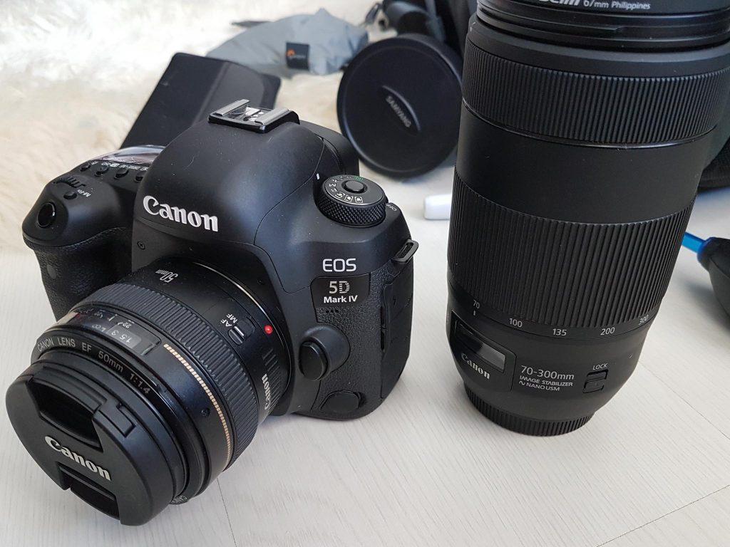 Kamerakaluston päivityspohdintaa loittorenkaiden ja telejatkeen kanssa.
