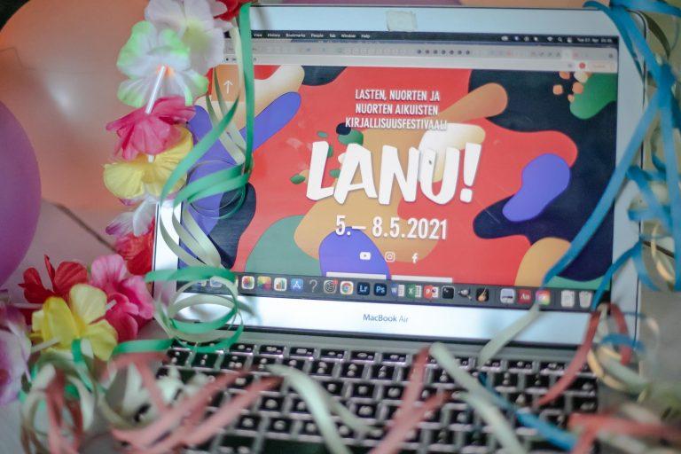 LANU!-kirjallisuusfestivaali.